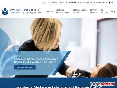 Pimik - botox szkolenia we Wrocławiu