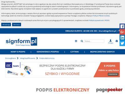 Podpis.iform.pl