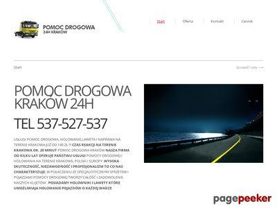 Pomoc Drogowa w Krakowie - Tytmar Marcin Tytuła
