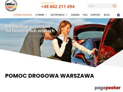 Auto-Hol Grzegorz Gliński