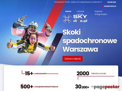 Aerodynamiczny tunel Warszawa profly.pl