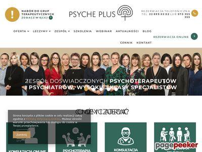 Psyche Plus - Psychoterapia Warszawa
