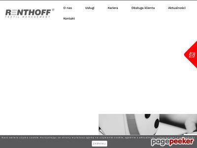 Odzież robocza - Renthoff