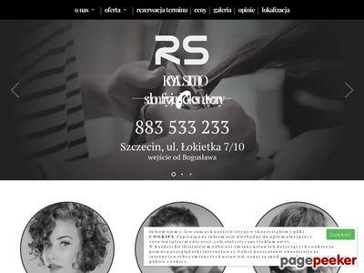 Royal Studio - fryzjer Szczecin