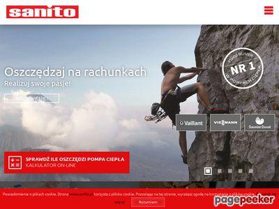 Sanito.pl Pompa ciepła