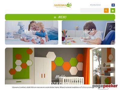 Sarenka.eu - meble dziecięce
