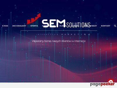 Semsolutions.pl - pozycjonowanie Sopot