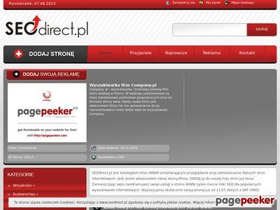 SEOdirect.pl - katalog stron SEO
