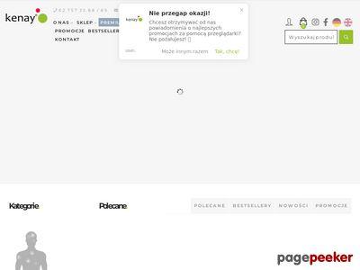 Sklep.kenayag.com.pl - Zdrowe suplementy diety