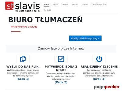 Tłumaczenia - slavis.net