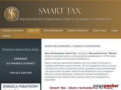 Smart Tax - biuro rachunkowe Ursus