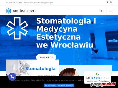 Dentysta Wrocław - Stomatolog Wrocław - Smile.Expert
