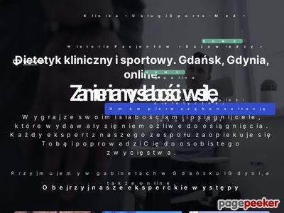 Dietetyk Gdańsk - Sports Med