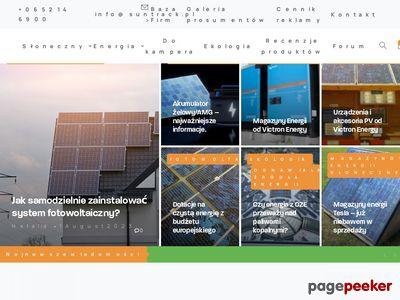 Panele słoneczne - systemy-fotowoltaika.pl