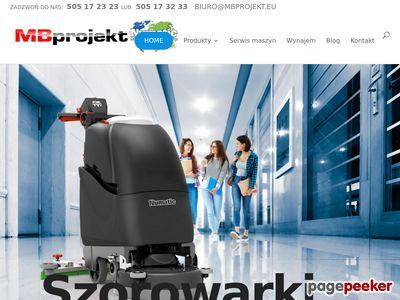 Szorowarki24.pl - maszyny sprzątające