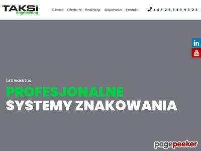 Taksi.pl - systemy wizyjne