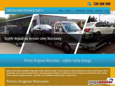 Drogowi Pomocnicy Dagobert Lisiecki