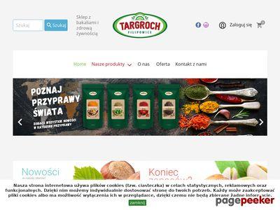 Owoce szuszone i kandyzowane - targroch.pl