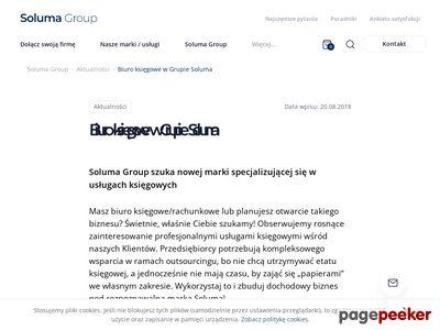 Tax.soluma.pl - Biuro księgowe dla firm