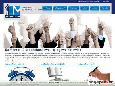 Biuro rachunkowe TaxMentor Katowice
