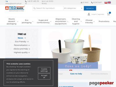 Tedmark.pl - opakowania gastronomiczne