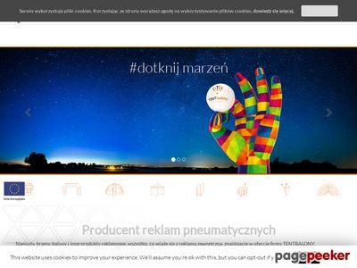 Tentbalony.pl Balony reklamowe