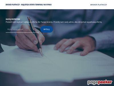 Terminale płatnicze - terminalekartowe.pl