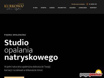 Opalanie natryskowe Szczecin - timetotan.pl