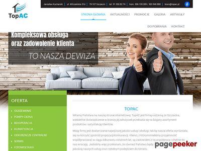 TopAC - cyrkulacja Szczecin
