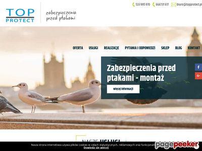 Topprotect.pl - kolce na ptaki
