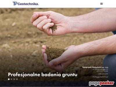 Transprojekt Geotechnika Sp. z o.o.