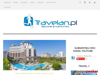Travelan.pl blog