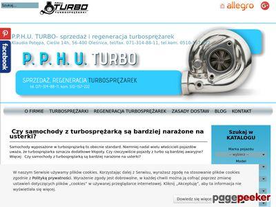 P.P.H.U. Turbo Klaudia Potępa - regeneracja turbin Oleśnica