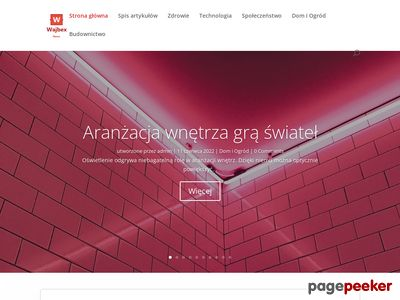 Www.wajbex.com.pl - części samochodowe, sklep online