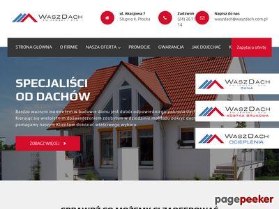 Wasz Dach Żmijewski i Syn - okna