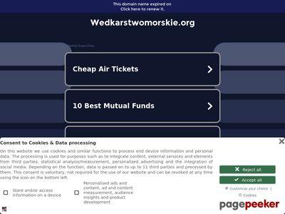 Wedkarstwomorskie.org - wyprawy wędkarskie nad morze