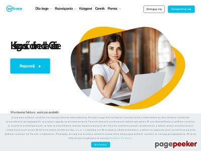 WFirma.pl - księgowość dla mikro i małych firm