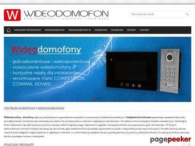 Wideodomofon.com.pl - domofony i wideodomofony