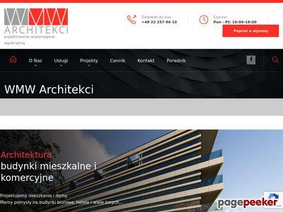 WMW Architekci - biura projektów Pruszków