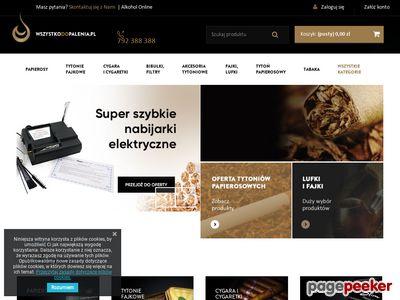 Tanie papierosy - sklep www.wszystkodopalenia.pl