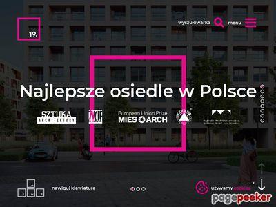 Mieszkania Warszawa Wola - 19Dzielnica