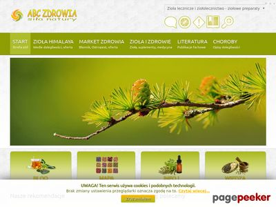 ABCzdrowia.com.pl - Strona o zdrowiu