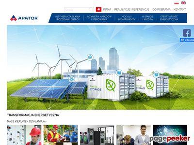 Apator Control Sp. z o.o. - regulator obrotów silnika prądu stałego