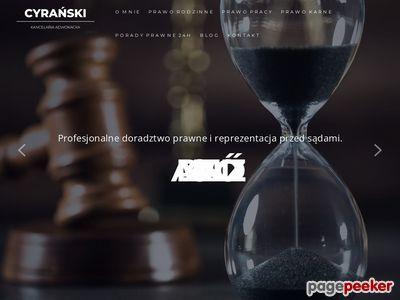 Adwokat Cyrański