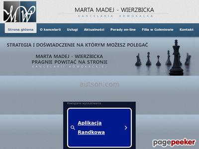 Prawnik w Szczecinie