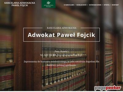 Adwokatfojcik.pl