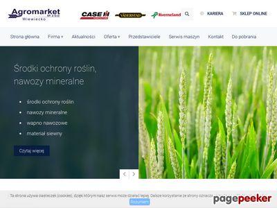 Agromarket - ciągniki rolnicze w Szczecinie