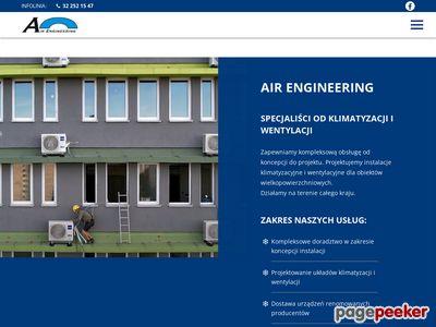 Air Engineering - Pompy Ciepła