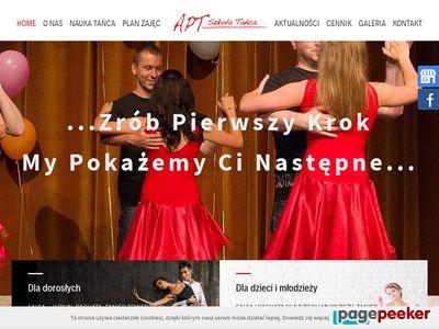 Akademia Promocji Tańca Magdalena Woszczek