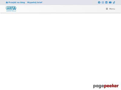 Arfa - projektowanie logo firmy